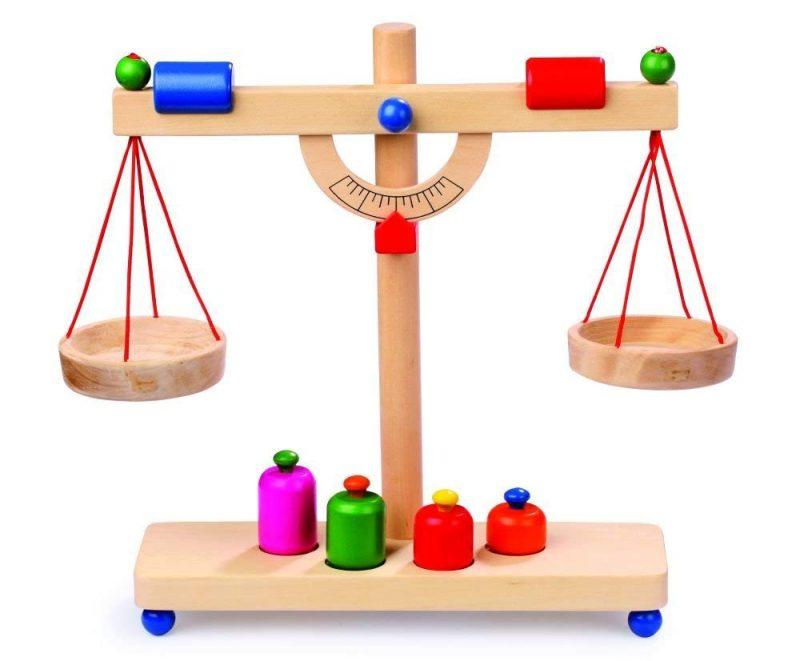 Balanza Montessori