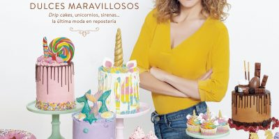 Alma Obregón en su libro Dulces Maravillosos